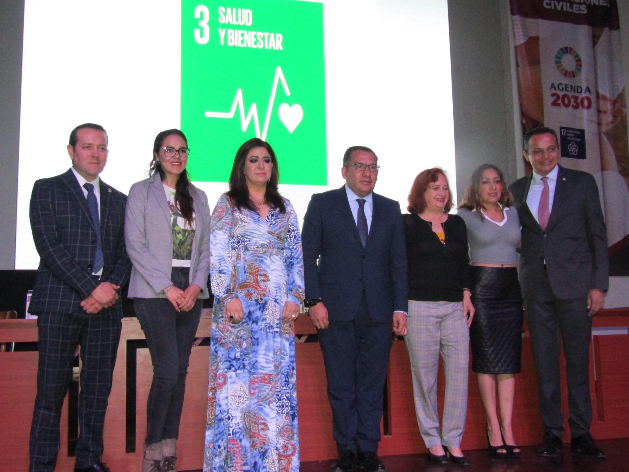 Naucalpan, reconoce a 50 ONG'S por su tarea a favor de la sociedad.
